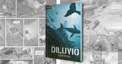 diluvio - Diluvio , postapocalipsis acuático