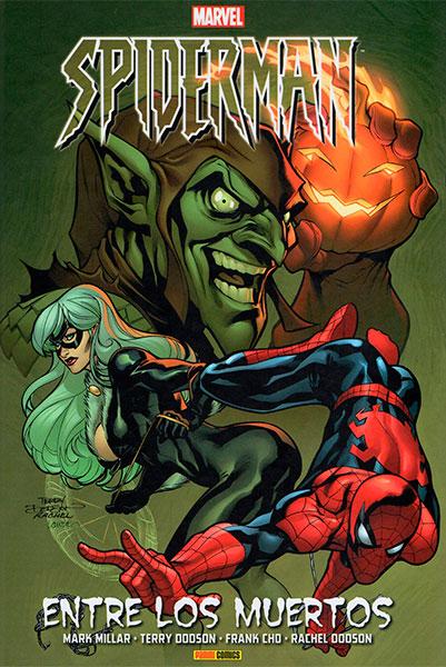 spiderman muertos portada - Spiderman, Entre los muertos. Integral imprescindible
