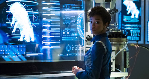 sd4 - Star Trek: Discovery Temporada 1ª. ¿Un nuevo comienzo?