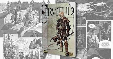 servitud - Servitud 1: El Cantar de Anoroer, fantasía heróica con mayúsculas