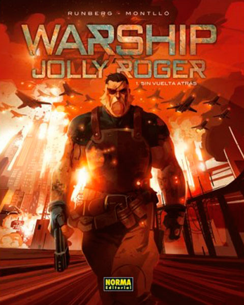 jolly 2 - Warship Jolly Rogers 1: Space opera pura y dura