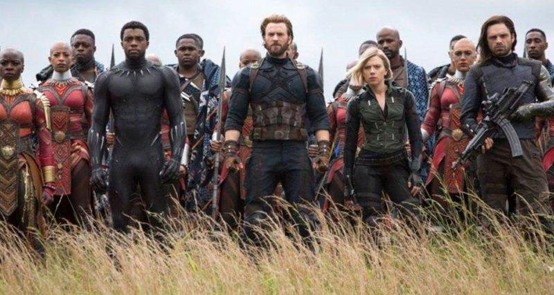 v5 - Vengadores: Infinity War. Lo mejor del Universo Marvel?