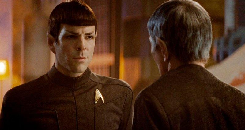 st2 - La línea Kelvin en el universo Star Trek