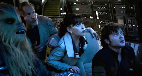 SOL10 - Solo: Una historia de Star Wars, expectactivas incumplidas