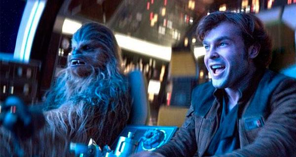 SOL5 - Solo: Una historia de Star Wars, expectactivas incumplidas