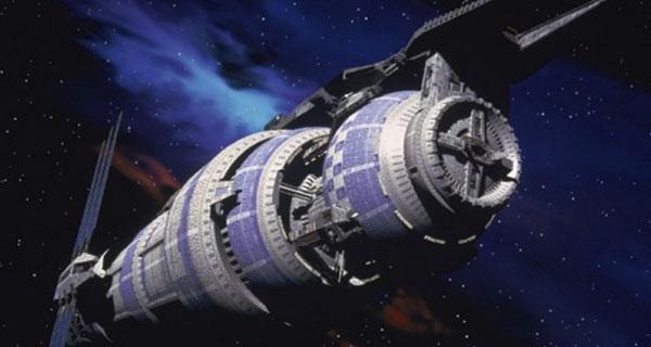babylon - 12 naves icónicas de la Ciencia Ficción, II