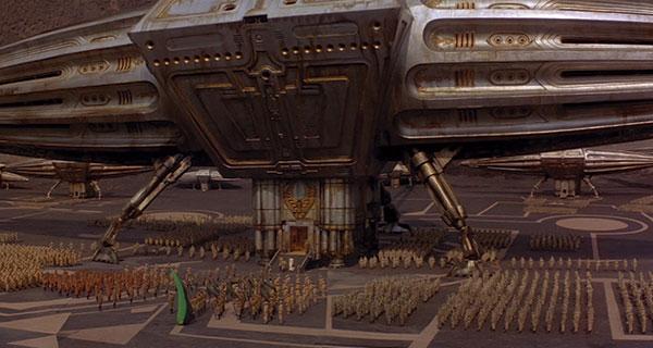 dune - 12 naves icónicas de la Ciencia Ficción, II