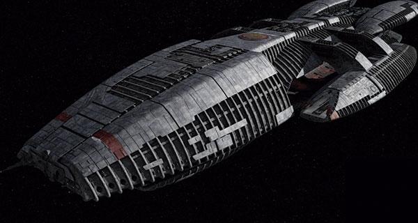 galac - 12 naves icónicas de la Ciencia Ficción, II