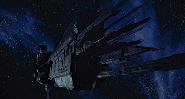 sul - 12 naves icónicas de la Ciencia Ficción, II