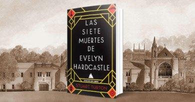 EVELYN WEBs - Las siete muertes de Evelyn Hardcastle, original e imprevista