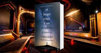 PEQ WEB - El largo viaje a un pequeño planeta iracundo: Space opera intimista