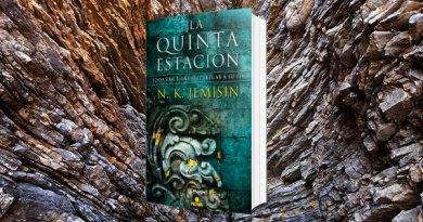 QUINTA WEBs - La Quinta Estación I. Trilogía de la Tierra Fragmentada.