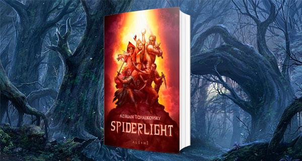 Spiderlight: Entre la sátira y el drama