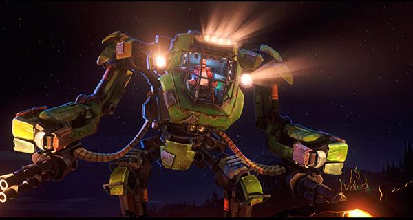 suits2 - Love, Death & Robots T1: Guía de episodios