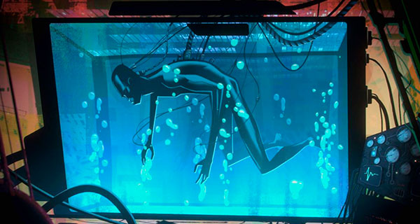 zima blue Love Death & Robots