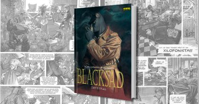 BLACKSAD MAIN - Blacksad Integral: Novela negra con un toque animal