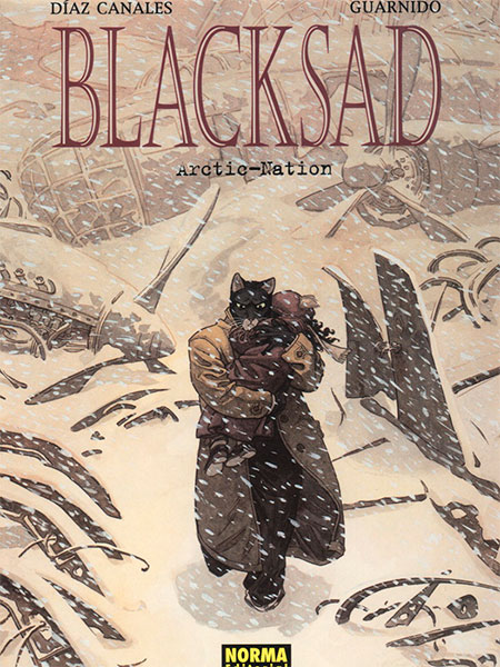 BS2 - Blacksad Integral: Novela negra con un toque animal