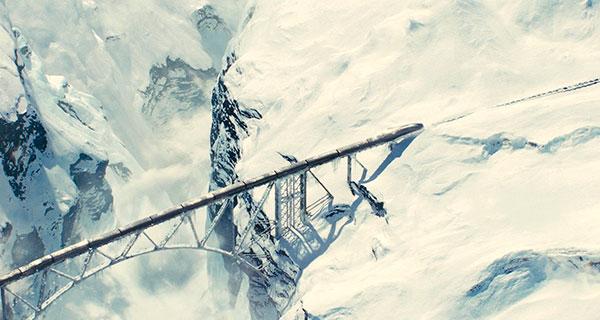 SN4 - Snowpiercer, distopía postapocalíptica y denuncia social