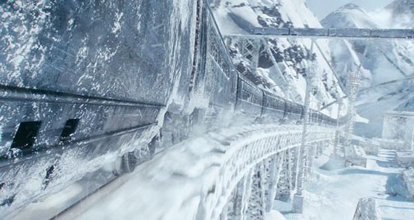 SN5 - Snowpiercer, distopía postapocalíptica y denuncia social