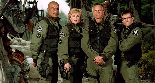 S16 - Stargate SG-1, 10 temporadas de aventura espacial