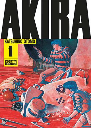 akira comic - Akira, el anime que lo empezó todo