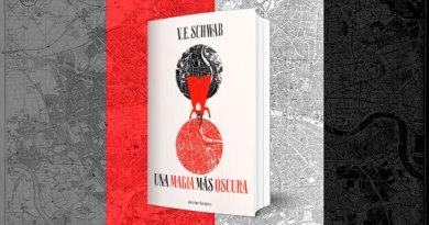 GENERICO - Una Magia más Oscura: Victoria Schawb. Realidades paralelas y magia.