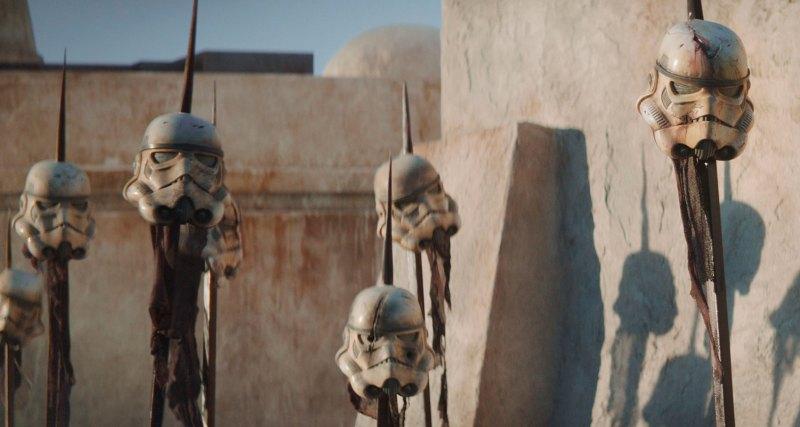 MAN5 - The Mandalorian, T1: Vuelve el western a Star Wars