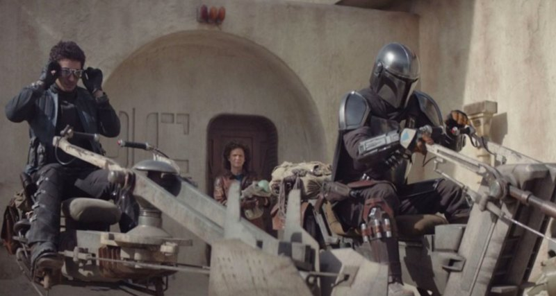 MAN51 - The Mandalorian, T1: Vuelve el western a Star Wars