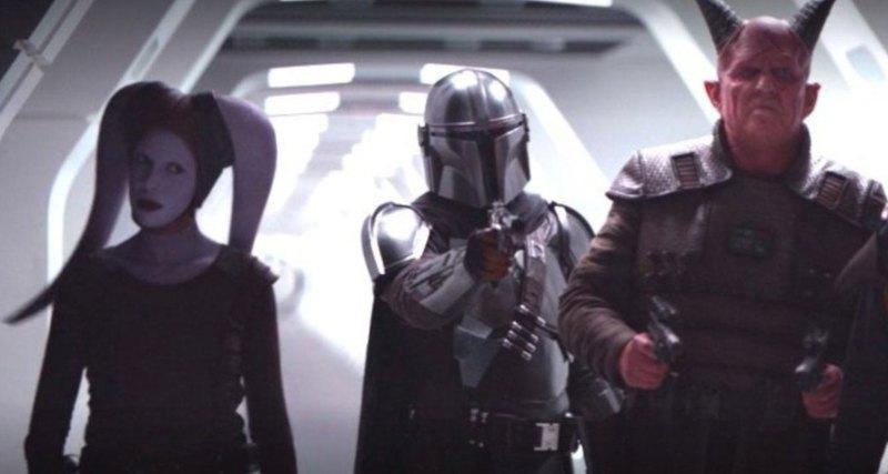 MAN ROL - The Mandalorian, T1: Vuelve el western a Star Wars