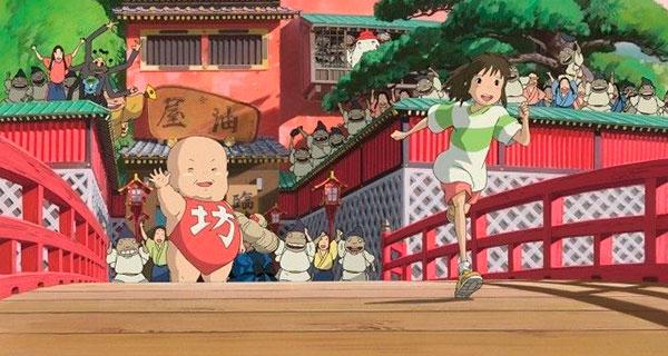 CH1 - El Viaje de Chihiro. Studio Ghibli y Miyazaki