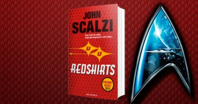 RED SHIRT MAIN - Redshirts, John Scalzi: Humor trekie