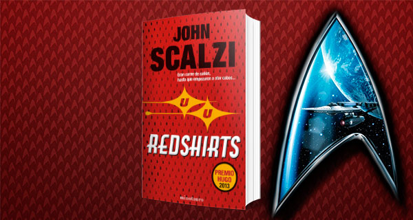 Redshirts, John Scalzi: Humor trekie