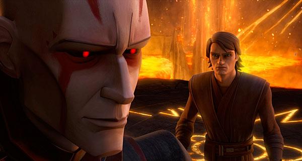 HIJO1 - Star Wars, Clone Wars: Villanos del lado Oscuro