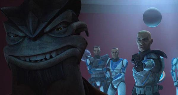 KRELL1 - Star Wars, Clone Wars: Villanos del lado Oscuro