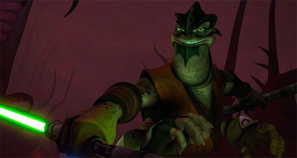KRELL2 - Star Wars, Clone Wars: Villanos del lado Oscuro