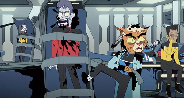 ST2 - Star Trek: Lower Decks. La serie que hacía falta