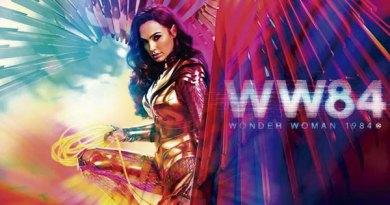 ww portada - Wonder Woman 1984. El regreso de la amazona