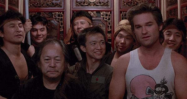 GPC1 - Golpe en la pequeña China. aventuras, magia y humor