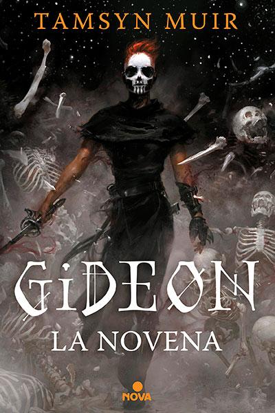 GI PORTADA - Gideon la Novena. fantasía gótica y humor gamberro