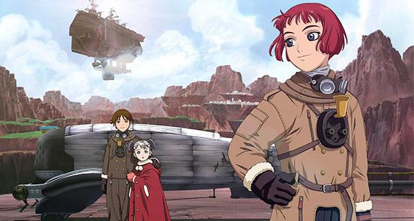 le4 - Last Exile, un anime injustamente olvidado