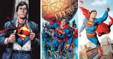 supermam 12 port - Superman: 12 cómics del último hijo de Krypton
