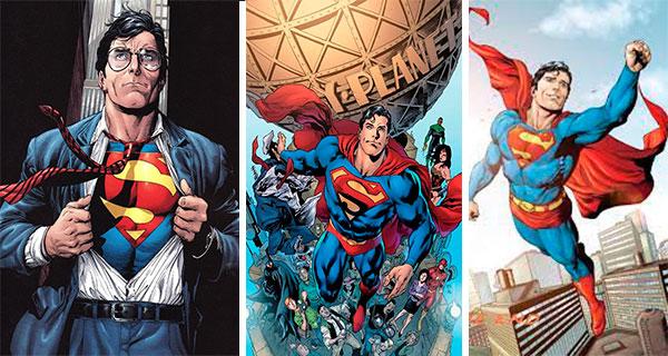 Superman: 12 cómics del último hijo de Krypton