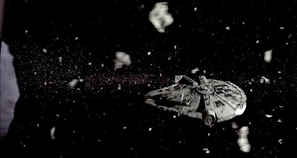 asteroides1 - Ciencia y Star Wars I: ¿Son factibles Tatooine, Hoth...?