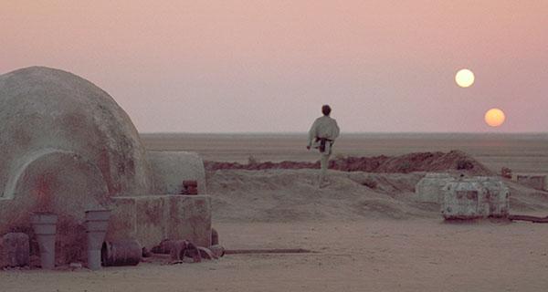 tatooine1 - Ciencia y Star Wars I: ¿Son factibles Tatooine, Hoth...?