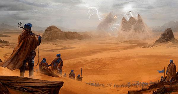 34 - Universo Dune (III): Arrakis, la Especia y los Fremen