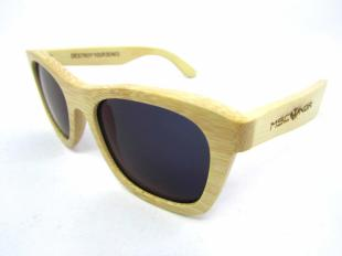 Gafas de bamú - Bamboo and Dark Blue