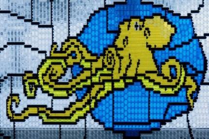 Megaconstrucciones de LEGO