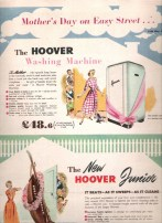 hoover. Mother's Day