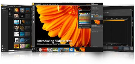 Diseño impactante con SlideRocket