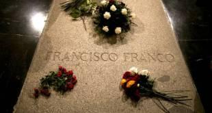 Exhumarán restos de dictador Francisco Franco